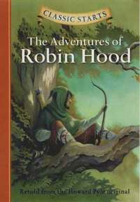 bokomslag The Adventures of Robin Hood: Retold from the Howard Pyle Original