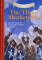 bokomslag The Three Musketeers: Retold from the Alexandre Dumas Original