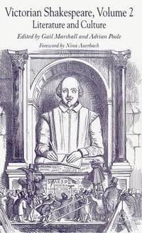 bokomslag Victorian Shakespeare