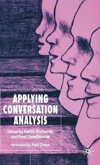 bokomslag Applying Conversation Analysis