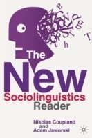 bokomslag The New Sociolinguistics Reader