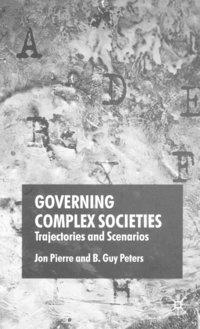 bokomslag Governing Complex Societies