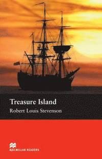 bokomslag Macmillan Readers Treasure Island Elementary