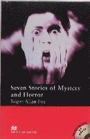bokomslag Seven Stories of Mysteries and Horror - With Audio CD