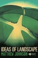 bokomslag Ideas of Landscape: An Introduction