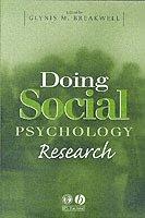 bokomslag Doing Social Psychology Research