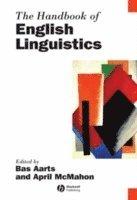 bokomslag The Handbook of English Linguistics