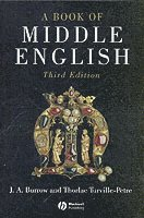 bokomslag A Book of Middle English, 3rd Edition