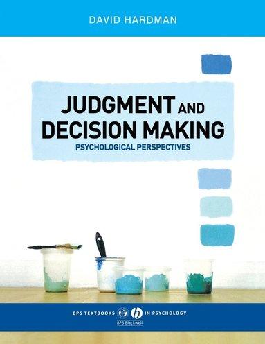 bokomslag Judgment and Decision Making