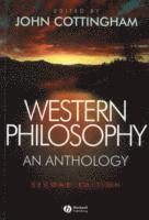 bokomslag Western Philosophy: An Anthology, 2nd Edition
