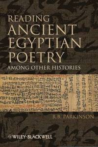 bokomslag Reading Ancient Egyptian Poetry