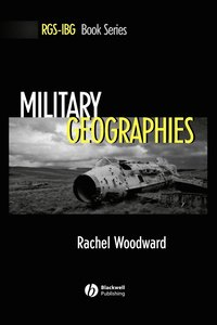 bokomslag Military Geographies