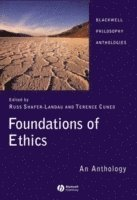 bokomslag Foundations of Ethics: An Anthology