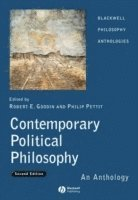 bokomslag Contemporary Political Philosophy: An Anthology