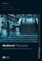 bokomslag Medieval Philosophy: Essential Readings with Commentary