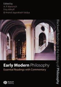 bokomslag Early Modern Philosophy