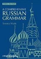 bokomslag A Comprehensive Russian Grammar, 3rd Edition