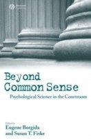 bokomslag Beyond Common Sense