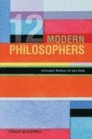 bokomslag 12 Modern Philosophers