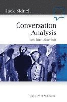 bokomslag Conversation Analysis: An Introduction