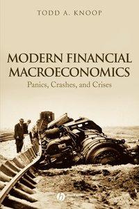 bokomslag Modern Financial Macroeconomics