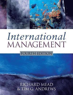 bokomslag International Management, 4th Edition