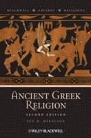 bokomslag Ancient Greek Religion, 2nd Edition