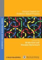 bokomslag Clinical Context for Evidence-Based Practice