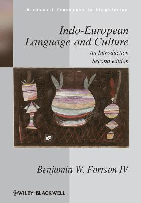 bokomslag Indo-European Language and Culture: An Introduction, 2nd Edition