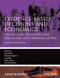 bokomslag Evidence-based Decisions and Economics