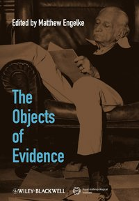 bokomslag The Objects of Evidence