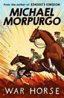 bokomslag War horse