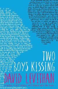 bokomslag Two Boys Kissing