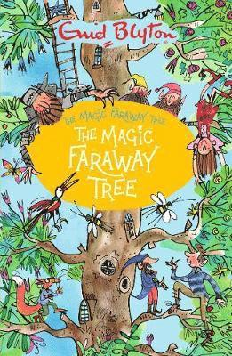 bokomslag Enid blyton the magic faraway tree