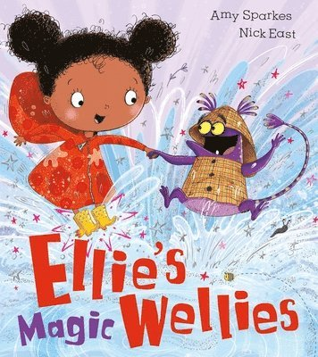 bokomslag Ellies magic wellies