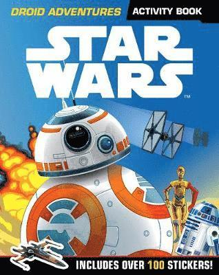 bokomslag Star Wars: Droid Adventures Activity Book with Stickers: Includes Over 100 Stickers
