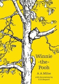 bokomslag Winnie-the-Pooh