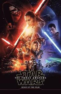bokomslag Star Wars the Force Awakens Novel: Book of the Film
