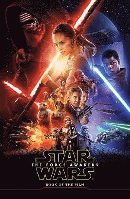 bokomslag Star Wars The Force Awakens: Book of the Film