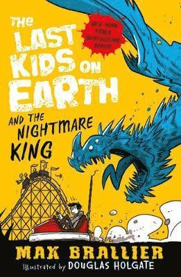 bokomslag The Last Kids on Earth and the Nightmare King