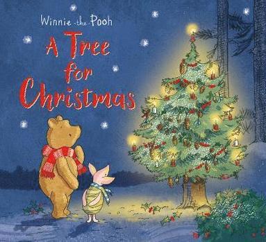 bokomslag Winnie-the-pooh: a tree for christmas