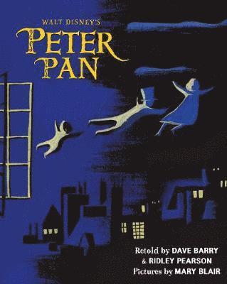 bokomslag Walt Disney's Peter Pan