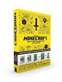 bokomslag Minecraft: The Ultimate Adventure Collection