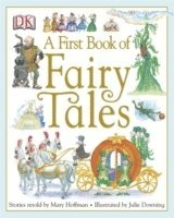bokomslag First book of fairy tales
