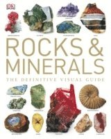 bokomslag Rocks & Minerals: The Definitive Visual Guide