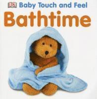 bokomslag Baby touch bathtime