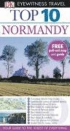 bokomslag Normandy top 10