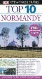 bokomslag Normandy top 10