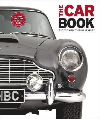 bokomslag Car book - the definitive visual history