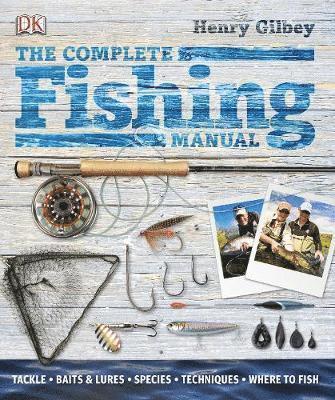 bokomslag The Complete Fishing Manual